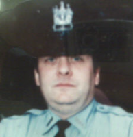 PO Richard Stanchek - Badge #8 - 1982-1994